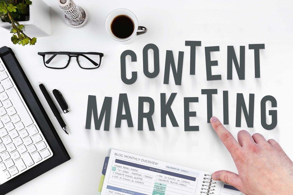 بازاریابی محتوا - content marketing