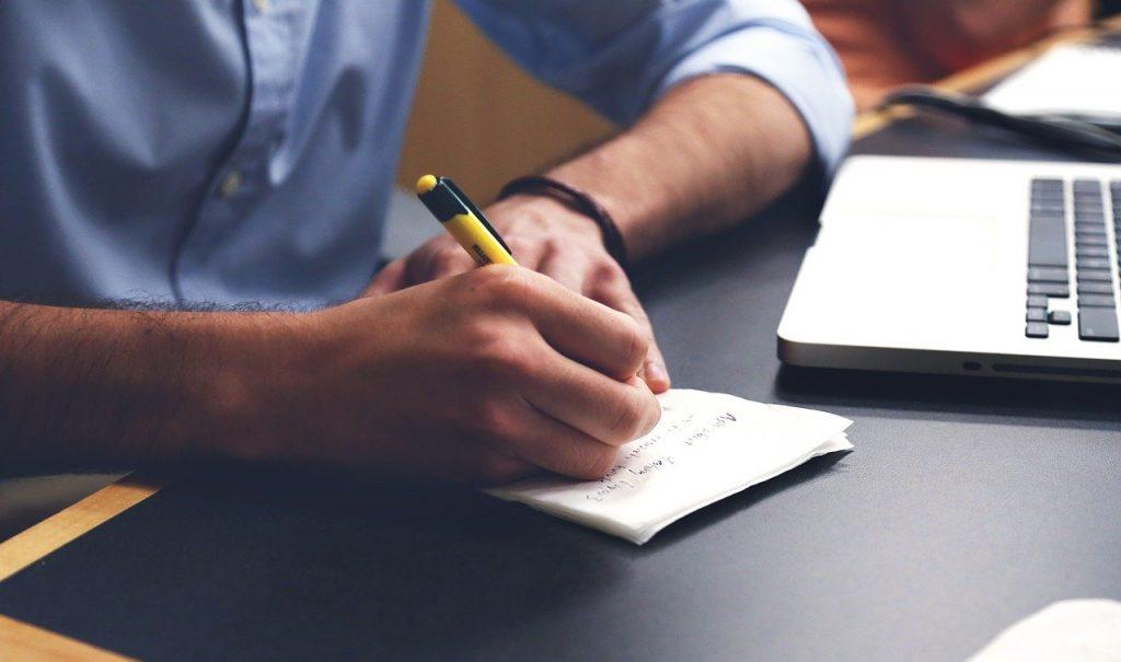 شروع پیشرفت در دیجیتال مارکتینگ، نوشتن گام های دیجیتال مارکتینگ
