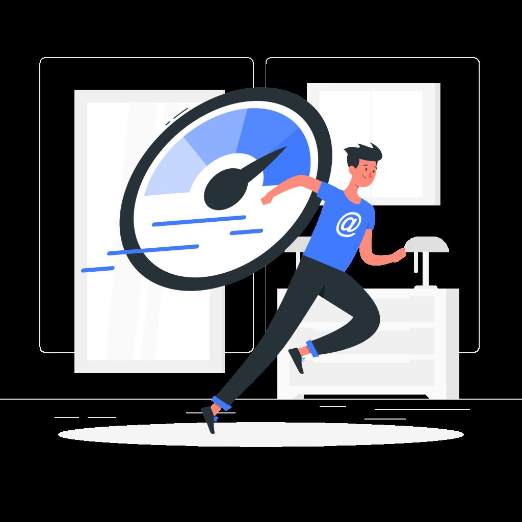 سرعت لود سریع - انتخاب وردپرس یا وبسایت کدنویسی شده